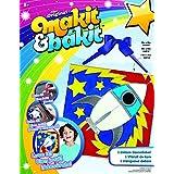 ColorBok Makit & Bakit Deluxe Kit Rocket