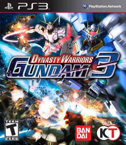 Dynasty Warriors: Gundam 3 - Playstation 3