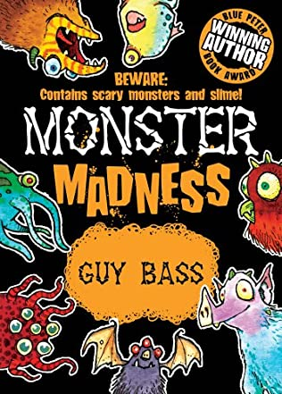 book cover of Monster Madness
