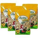 Aieuka艾利客 早餐麦片 400g*4袋 俄罗斯进口 (什锦麦片)