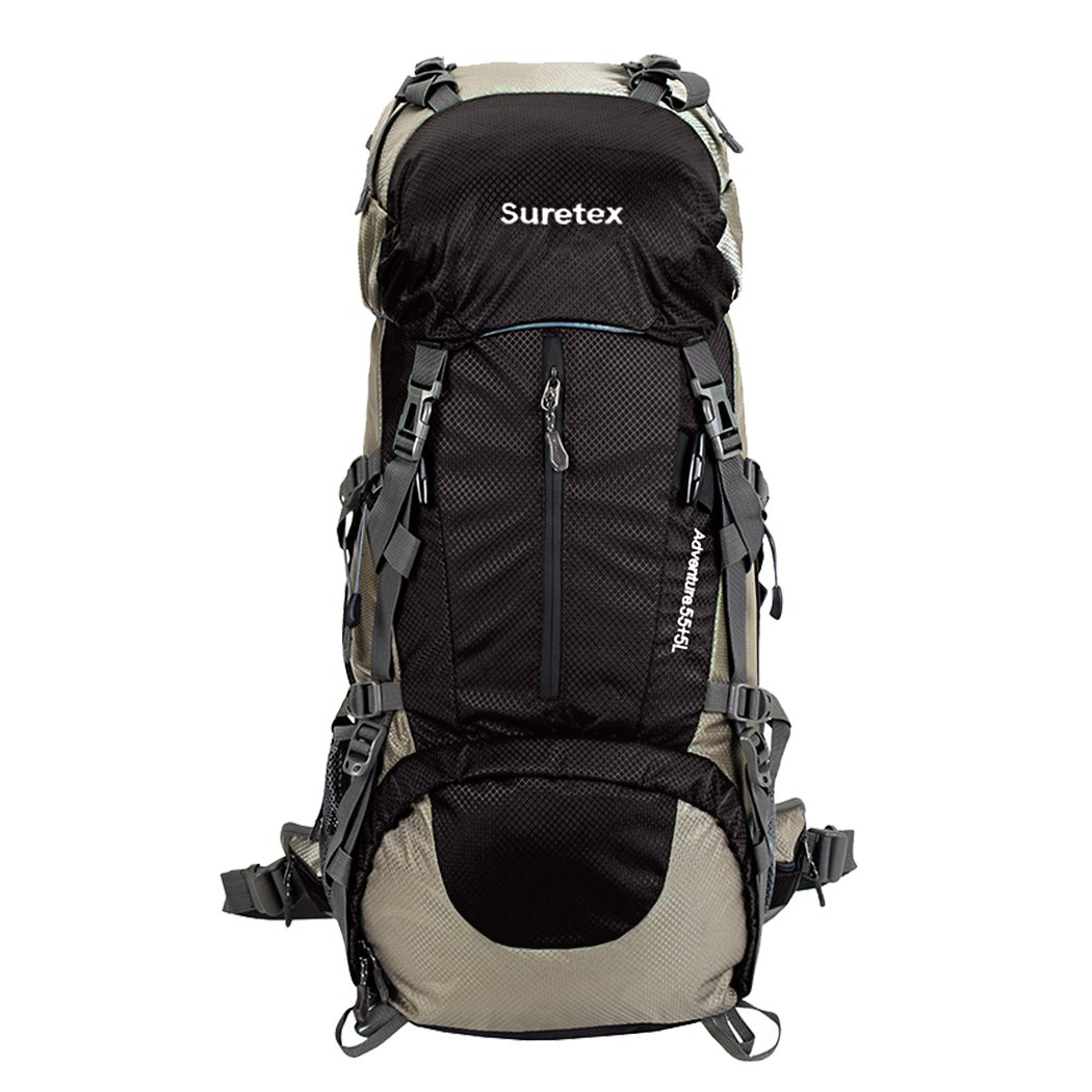 Suretex Hiking Camping Outdoor Backpack with External Frame