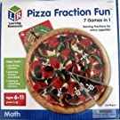 Pizza Fraction Fun 7 Games in 1