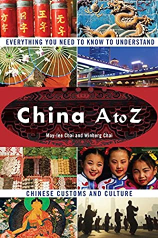 book cover of China A to Z