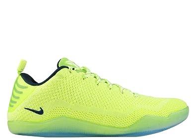 58e08505bae6 Amazon.com  Nike Kobe XI Elite 4KB Liquid Lime 824463-334