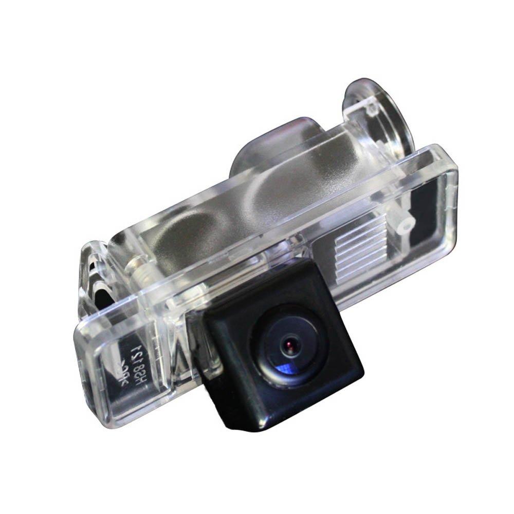 Nero per Viano 2004-2012 Vito 2004-2012 Sprinter 2004-onwards,W639 NTSC Dynavision Telecamere posteriori in luce targa