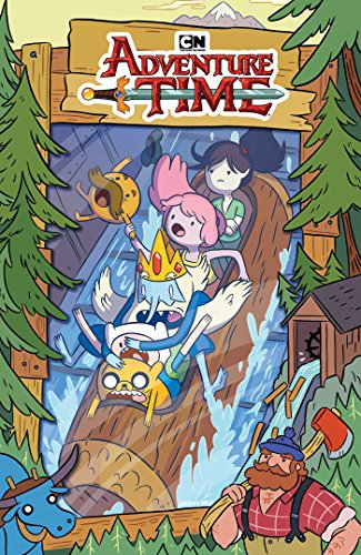 Adventure Time Vol. 16 by KaBOOM!