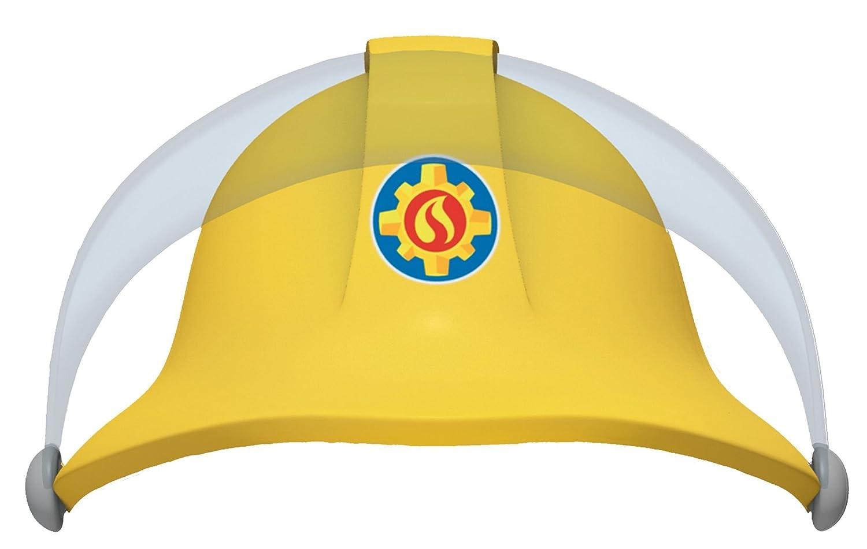 Amscan 9902189 - Sombreros de Fiesta de «Sam el Bombero». Amscan International