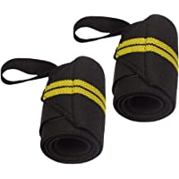 IMIKEYA Polsbandage, gewichtheffen, met duimlussen voor duim, polssteun, gewichtheffen, krachttraining, fitnessarmbanden…