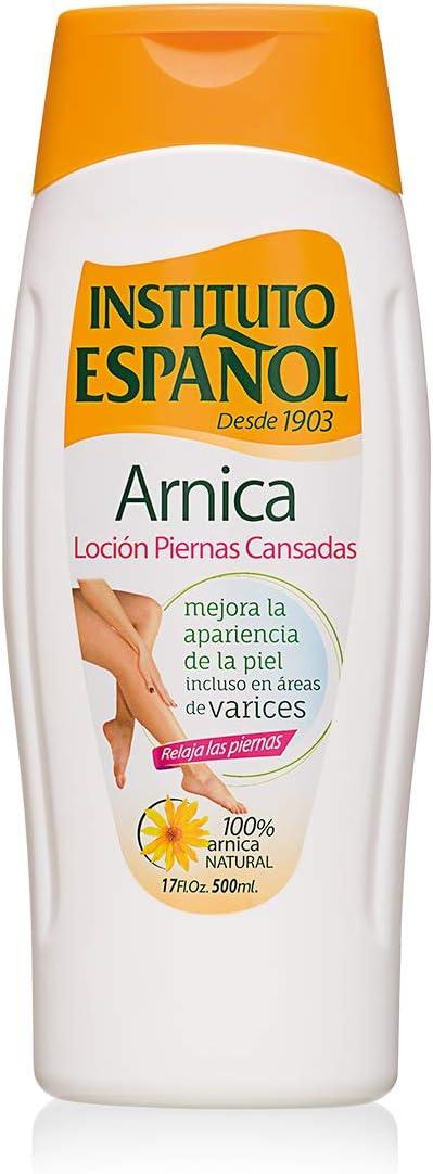 Instituto Español Loción Piernas Cansadas con Árnica - 500 ml