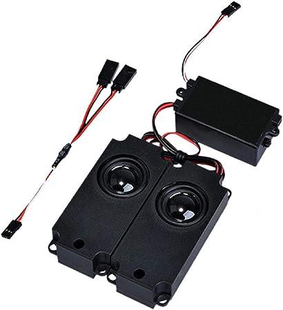 RC Auto Car Truck Engine Sound Module Accelerator Linkage Kit 10 Kinds Sounds