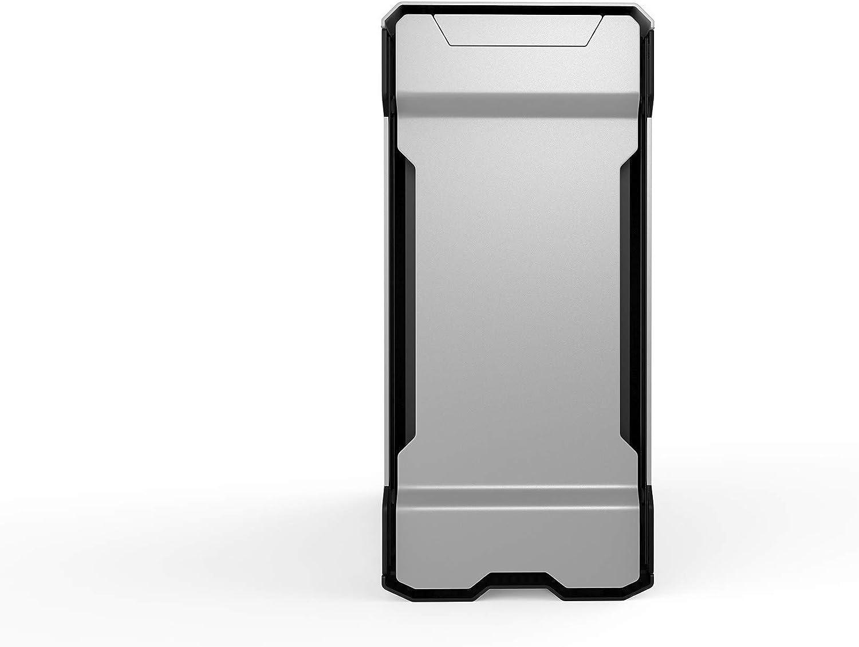 PHANTEKS PH-ES518XTG_DGS01 Enthoo Evolv X Midi-Tower - Cristal Templado, Color Negro: Amazon.es: Informática