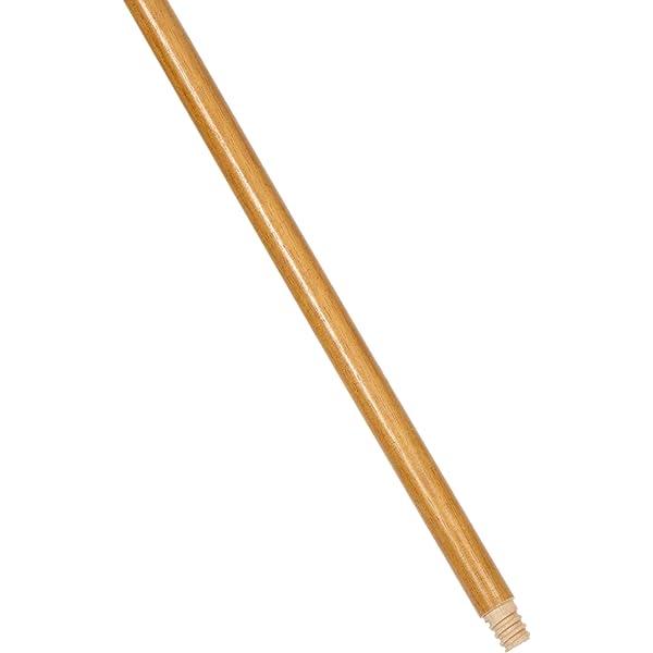 Boardwalk Heavy-Duty Threaded End Hardwood Broom Handle BWK 137