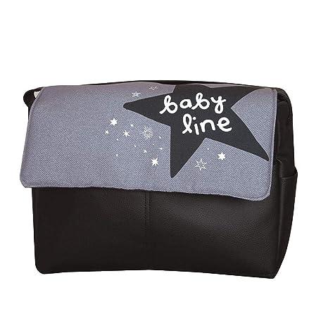 Babyline - Bolso stars gris