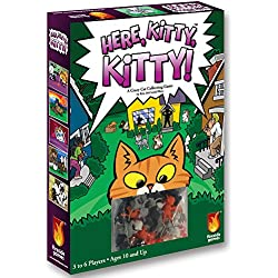 Fireside Games Here Kitty Kitty Board Game