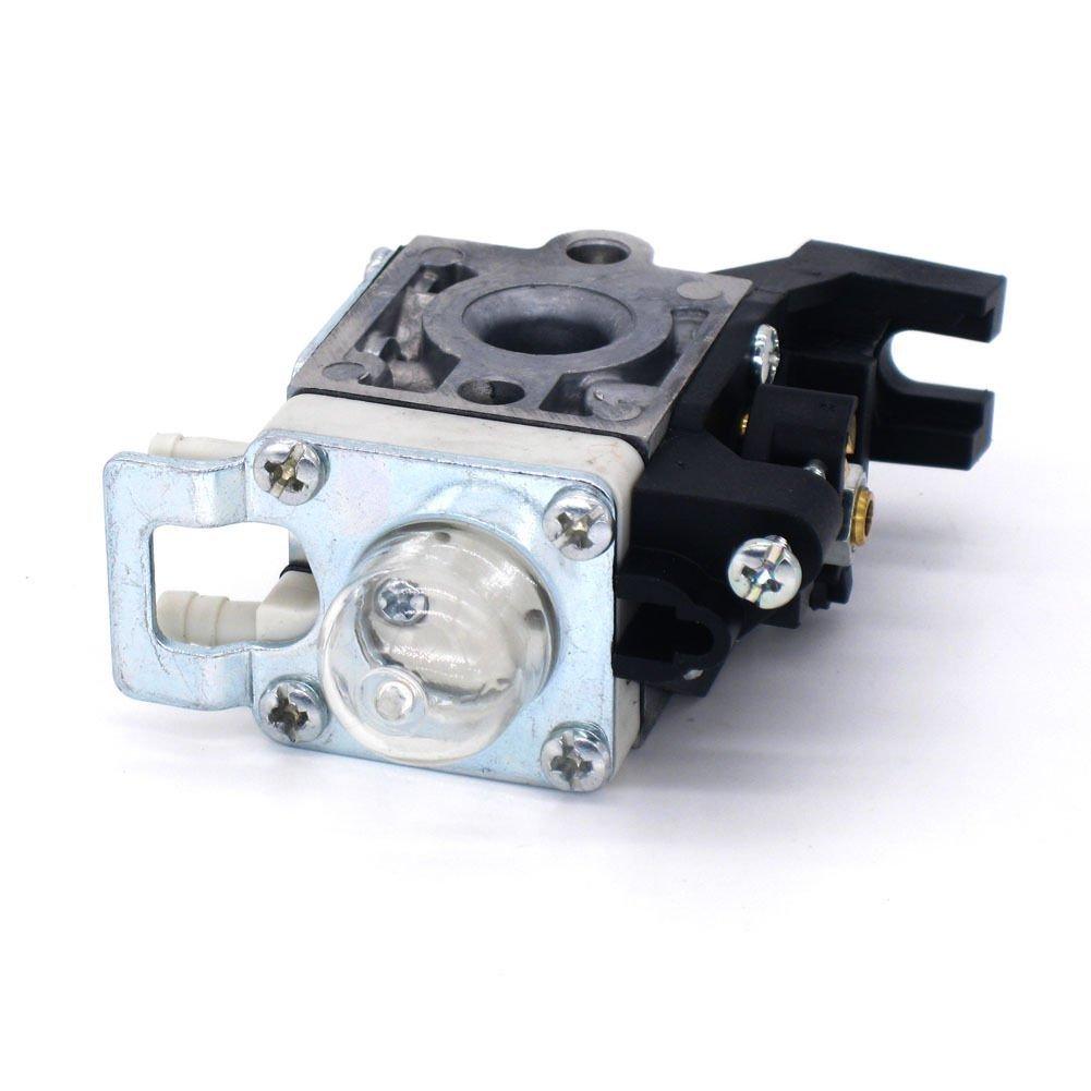by Echo A021001690 Genuine Trimmer Carburetor GT-225, PAS-225, PE-225, SHC-225, SRM-225 (№ A021001691, A021001692) + (Free Two e-Books)