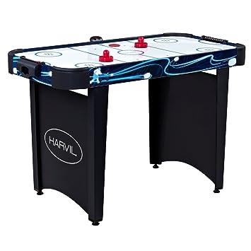 Amazon harvil 4 foot air hockey table air hockey equipment harvil 4 foot air hockey table greentooth Image collections