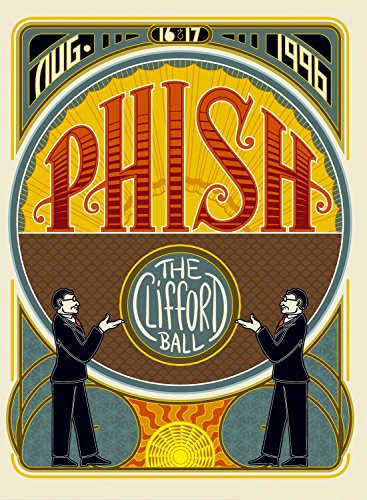 Phish: The Clifford Ball by Warner Bros.