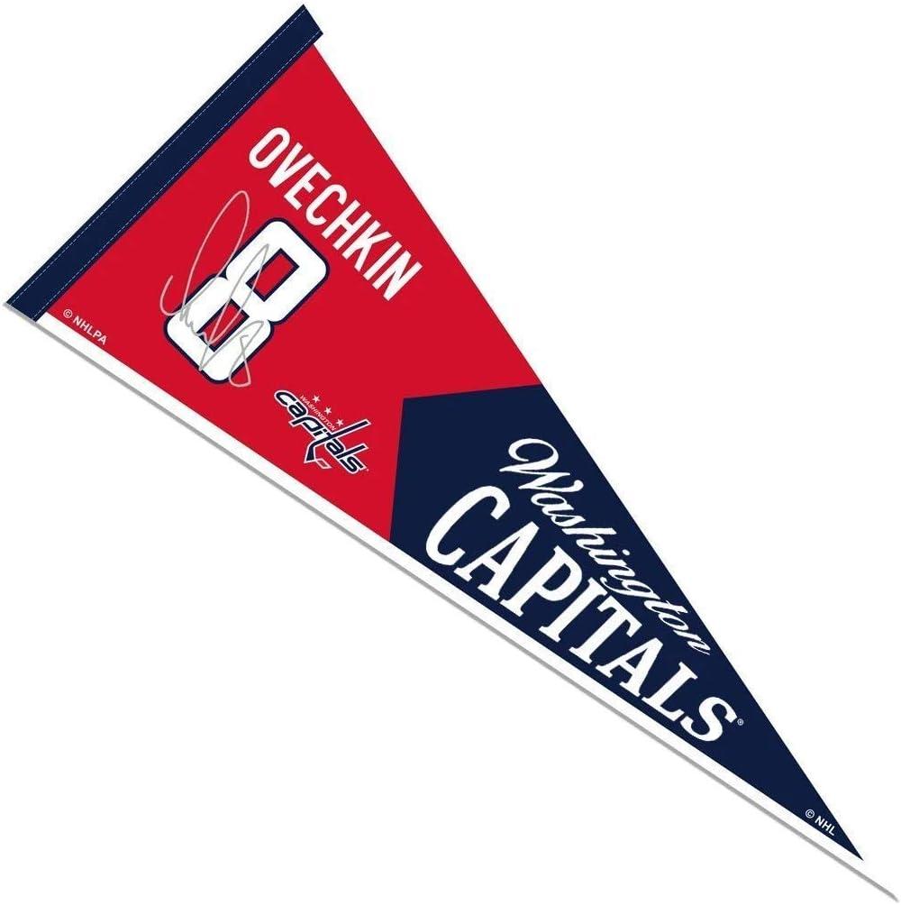 Washington Capitals/™ 12 x 30 A Ovechkin Pennant