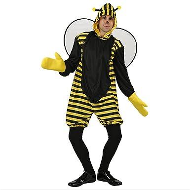 greencherry mens insect queen bee halloween costume one piece onesie jumpsuit