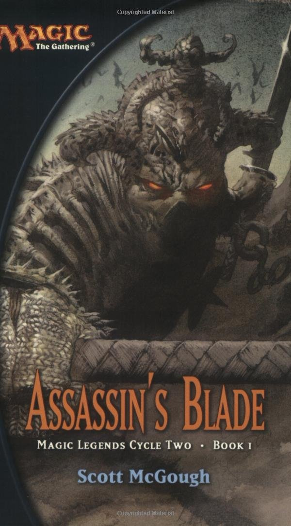 Assassin's Blade: Magic Legends Cycle II Book I