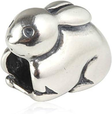 pandora charm coniglietto