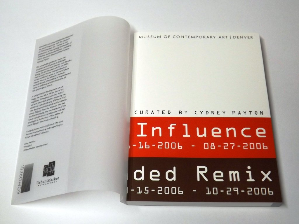 Download Decades of Influence, 06-16-2006 - 08-27-2006: and Extended remix, 09-15-2006 - 10-29-2006. Art Exhibit at Museum of Contemporary Art/Denver pdf