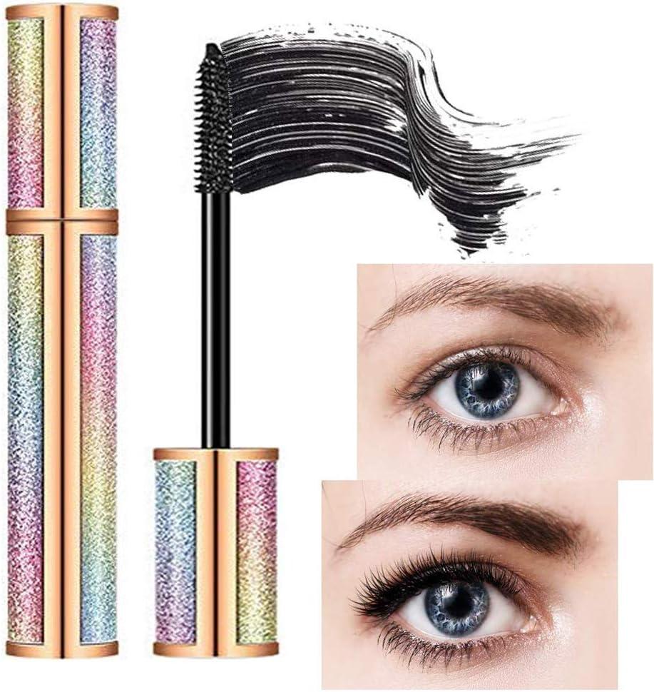 4D Silk Fiber Lash Vivid Galaxy Mascara,rímel a prueba de manchas ...