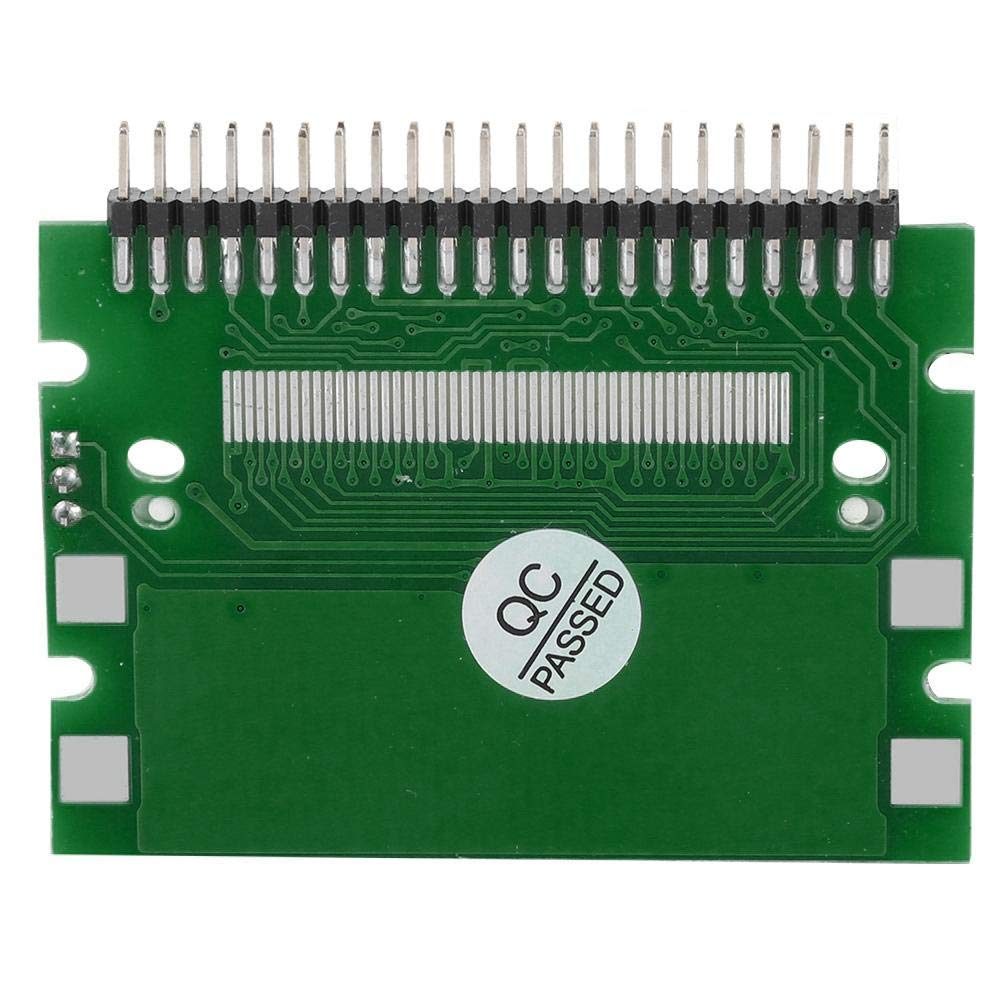 Wendry CF Card to 2.5 IDE Adapter Card Compact Flash CF Memory Card to 2.5-inch 44Pin IDE Laptop SSD HDD Adapter Card