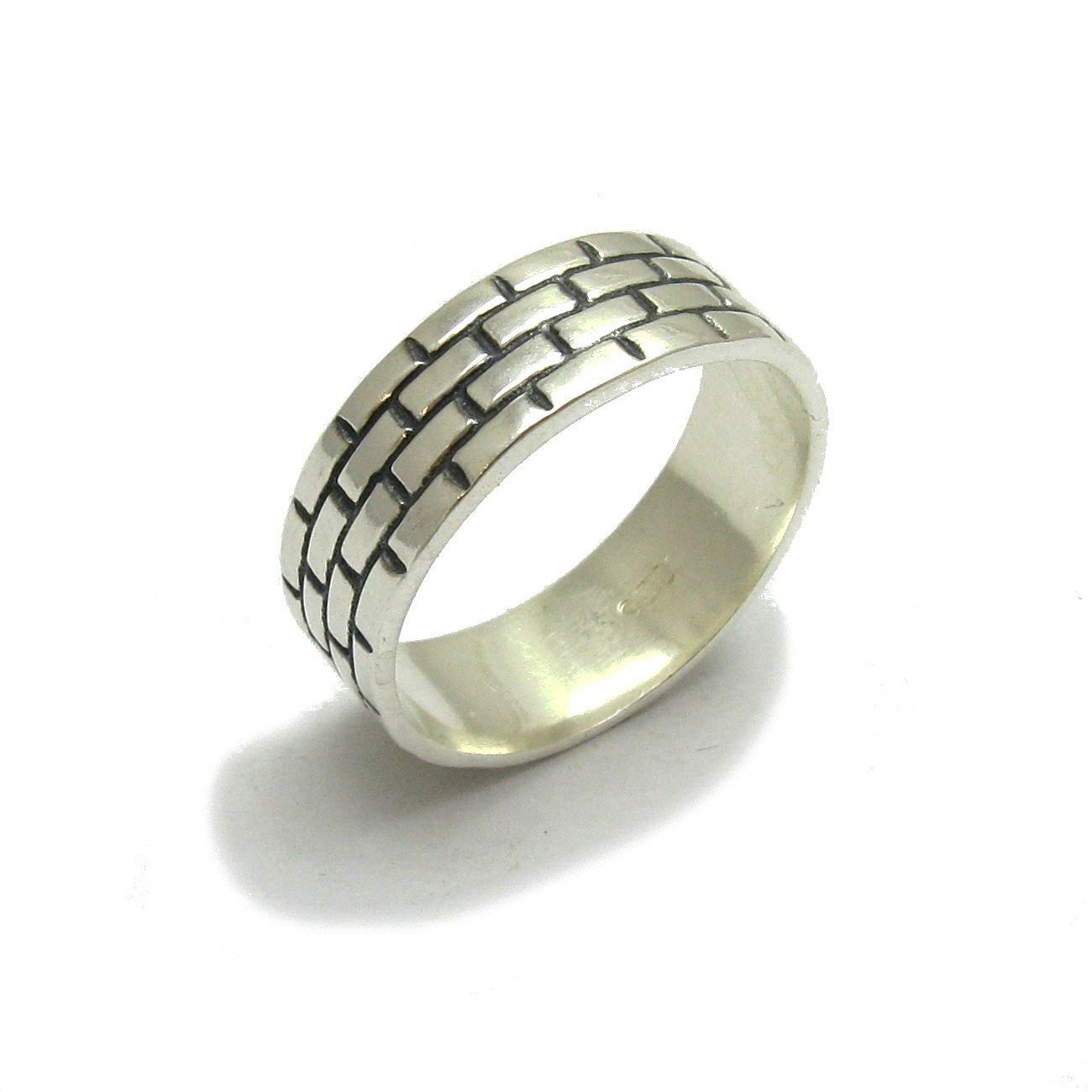 Anillo plata de ley s/ólido 925 Sol R001633 Empress