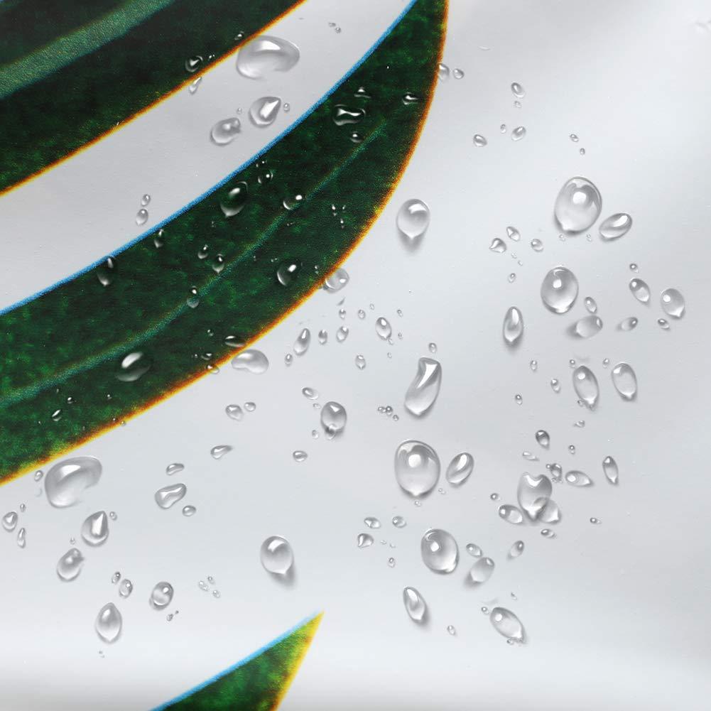 JOTOM Tessuto in Resistente allAcqua Mildewproof Tenda da Bagno con Stampa Digitale con,Tenda da Doccia per Arredo Bagno,180cmx180cm Cavalluccio Marino