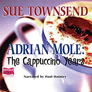 Adrian Mole: The Cappuccino Years Audiobook