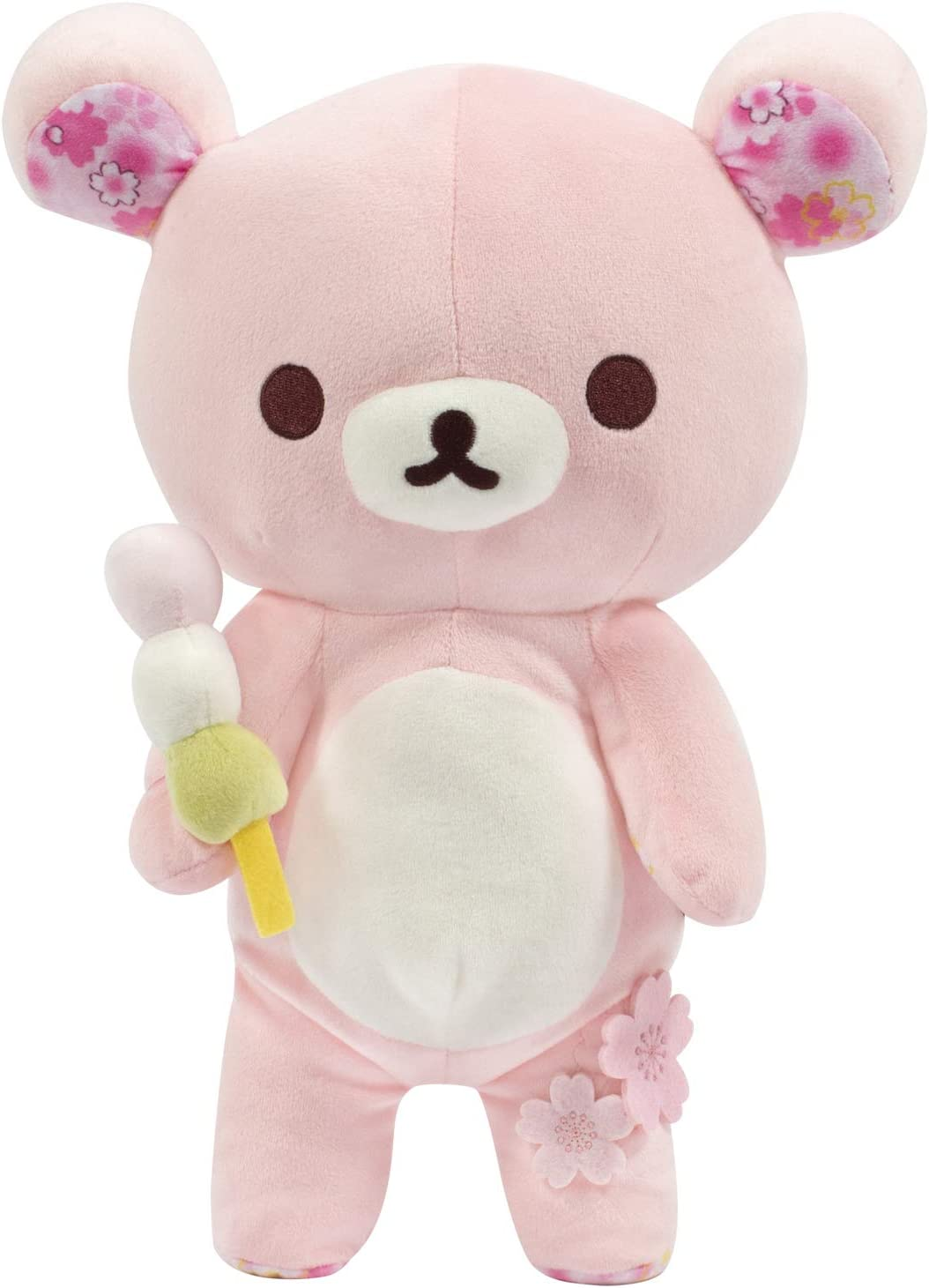 Rilakkuma Cherry Blossom Series Plush, Doll, Stuffed Animal, Authentic Licensed Product - 15
