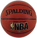 Spalding NBA Zi/O Indoor/Outdoor Basketball - Official Size 7 (29.5'')