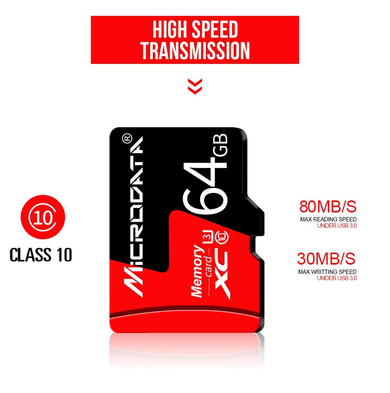 Amazon.com: LJ2 Tarjeta Micro SD, TF Tarjeta Flash 8 GB/16 ...