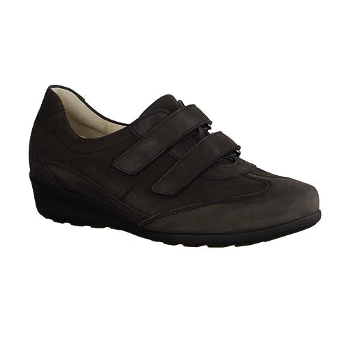 Waldläufer646302-301-014 Klivia - Mocasines Mujer: Amazon.es: Zapatos y complementos