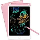NOBES LCD Writing Tablet, 10-Inch Drawing Tablet Kids Tablets Doodle Board, Colorful Drawing Board Gifts for Kids and…