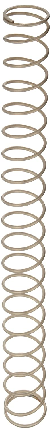 Compression Spring Stainless Steel Metric 43.2 mm OD 3.2 mm Wire Size 42.29 mm Compressed Length 190 mm Free Length 240.16 N Load Capacity 1.63 N mm Spring Rate Pack of 10