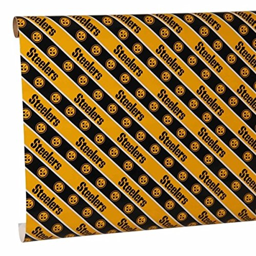 Pittsburgh Steelers Paper (Pittsburgh Steelers Gift Wrap)