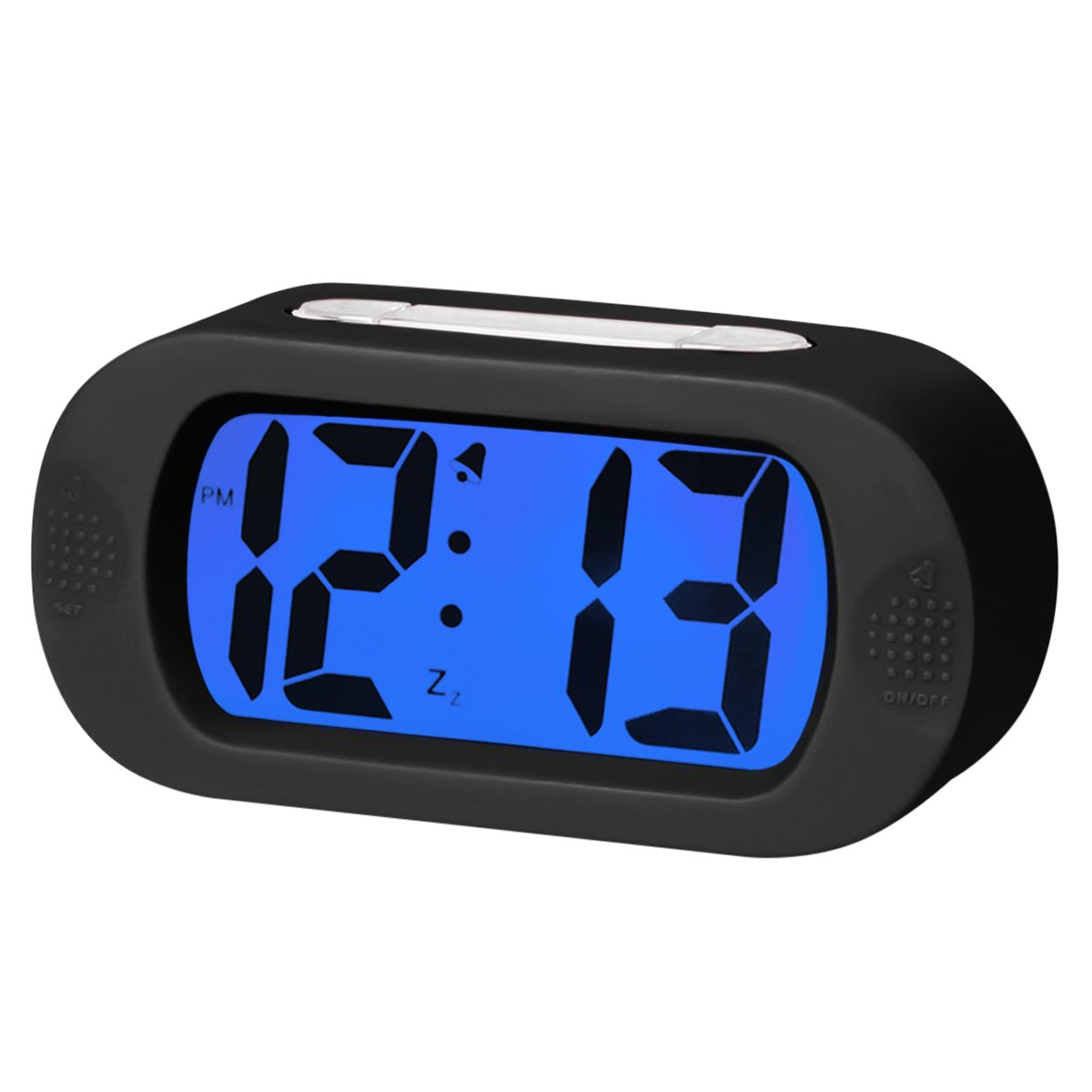 Sveglia Digitale Da Comodino Elettrica.Easehome Sveglia Digitale In Silicone Sveglie Da Comodino Sveglia Ebay