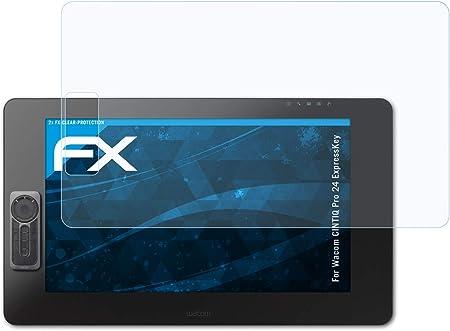 Atfolix Schutzfolie Kompatibel Mit Wacom Cintiq Pro 24 Computer Zubehör