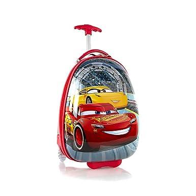 Amazon.com   Heys Cars 3 Rolling Luggage Case [McQueen and Cruz ...