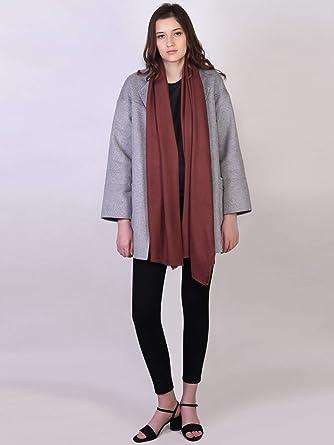08d4fd678f2 Cachemire Ressentir La laine Soie Mélange Écharpe Pashmina Barn Rouge   Amazon.fr  Vêtements et accessoires