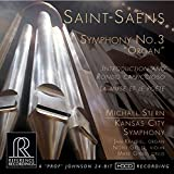 "Saint-Saens: Symphony No. 3 ""Organ"""