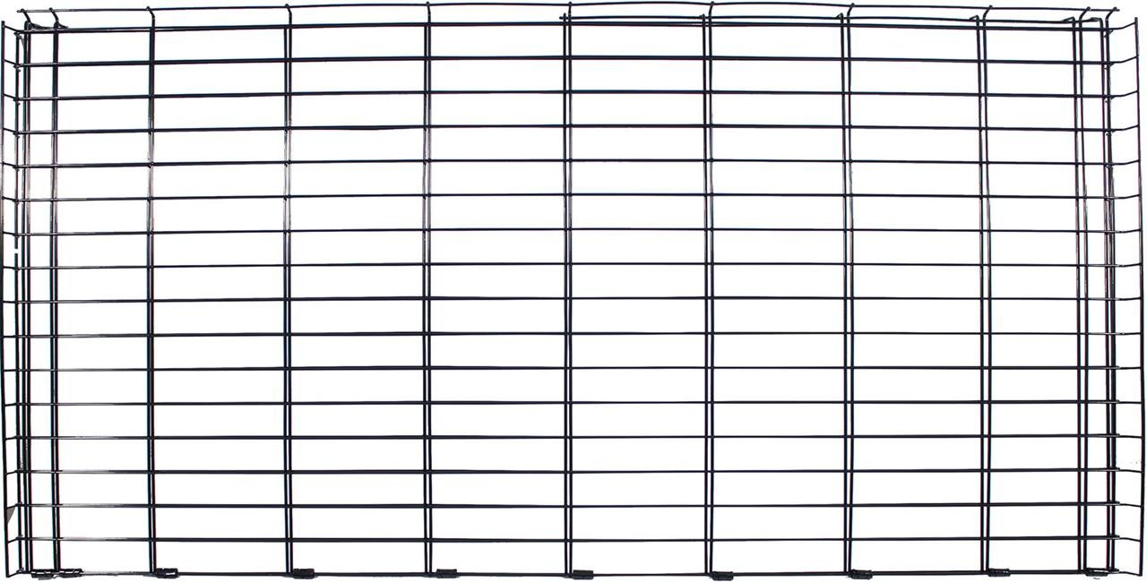 Exercise Pen Metal Top | Dog Pen Top Fits Midwest & Most Other Exercise Pen/Dog Pen Brands, Includes Hardware, Black by MidWest Homes for Pets