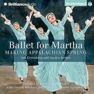 Ballet for Martha Audiobook