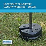 US Weight 30 lb. Tailgater Bundle