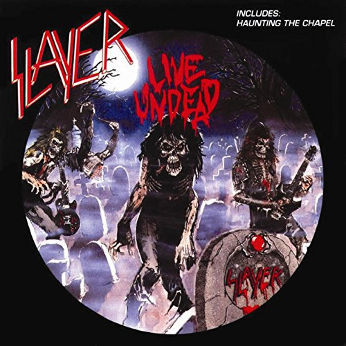 Live Undead / Haunting the Chapel (Blood Slayer Vinyl)