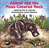 img - for Anansi and the Moss-Covered Rock book / textbook / text book