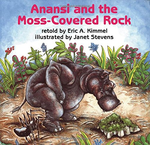 Anansi and the Moss-Covered Rock (Tapa Blanda)