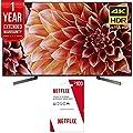Sony XBR65X900F 65-Inch 4K Ultra HD Smart LED TV (2018 Model) w/ Netflix $100 Gift Card + 1 Year Extended Warranty